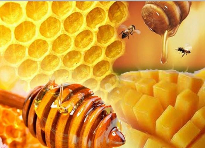 The health edges of honey
